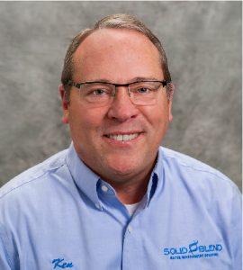 Ken Elrich, Vice President & Co-founder